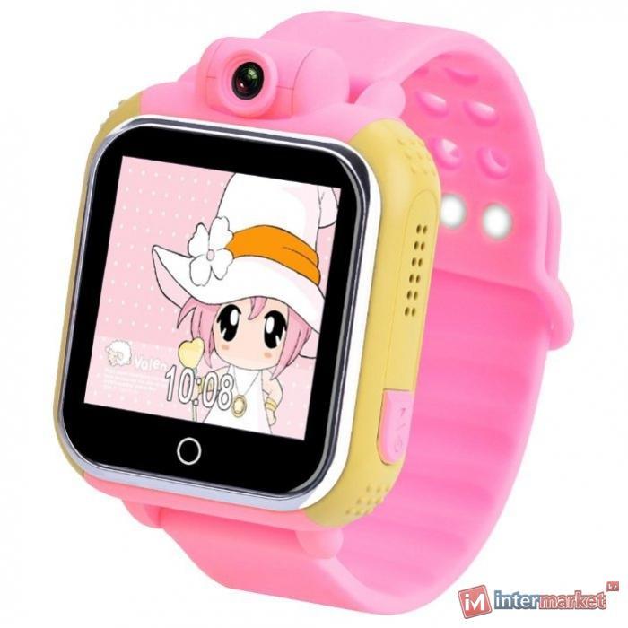 Часы Wonlex 3G, pink