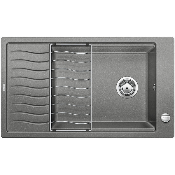 Кухонная мойка Blanco Elon XL 8S алюметаллик (520486)