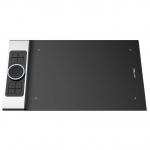 Графический планшет, XP-Pen, Deco Pro Medium, Разрешение 5080 lpi, Чувствительность к нажатию 8192, Интерфейс USB Type-C, Рабочая область 279157 мм., Серый