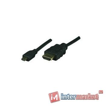 Кабель Manhattan HDMI - Micro HDMI