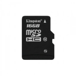 Карта памяти Kingston Class 10 MicroSDHC 16GB