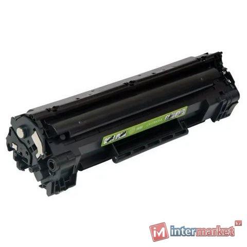 Картридж, Europrint, EPC-435A (CB435A), Для принтеров HP LaserJet P1005/P1006, 1500 страниц.