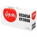 Картридж SAKURA CE505A/CF280A
