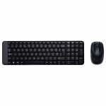 Набор Logitech Wireless Combo MK220 Black USB