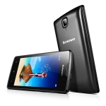 Cмартфон Lenovo A1000m DS Black