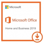 Microsoft Office Home and Business 2019 All Languages Online Product Key License 1 License Central / Eastern Europe Only Downloadable Click to Run