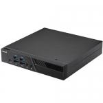 Персональный компьютер Asus Mini PC Asus PB50-BR073MD AMD Ryzen 7 3750H, 8Gb DDR4, AMD VEGA10, 256Gb SSD, Type C, HDMI, WiFi 5