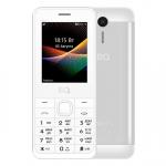 Телефон BQ BQ-2411 Swift L, Silver