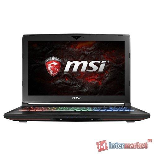 Ноутбук MSI GT62VR 6RD DOMINATOR (Intel Core i7 6700HQ 2600 MHz/15.6