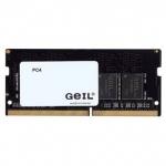 Оперативная память для ноутбука 4GB DDR4 2400MHz GEIL PC4-19200 SO-DIMM 1.2V GS44GB2400C17S