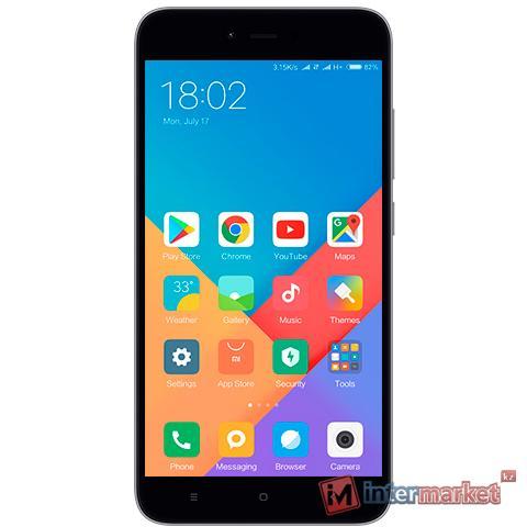 Смартфон Xiaomi Redmi Note 5A 2/16GB, Gray