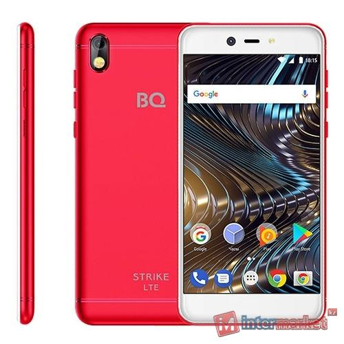 Смартфон BQ 5209L Strike LTE Red