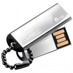 USB накопитель Silicon Power SP TOUCH 830 8GB